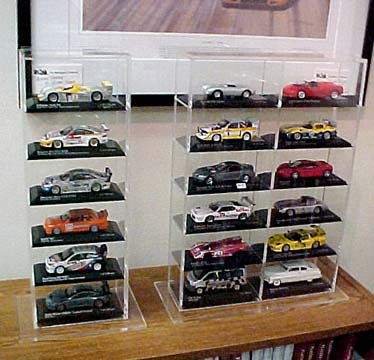 Display Cases The Motorsport Collector
