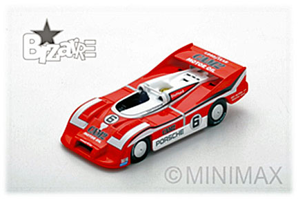 Porsche 91730 6 Worlds Closed Course Speed Record Car