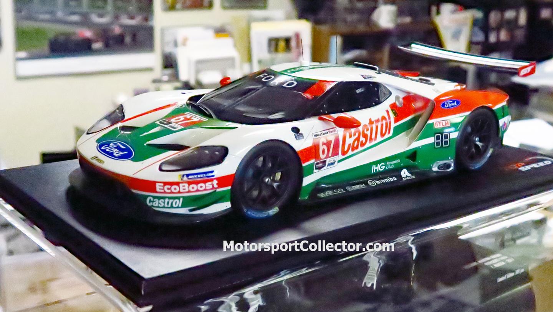ford gt40 Le Mans #3 Rouge BANG 1//43
