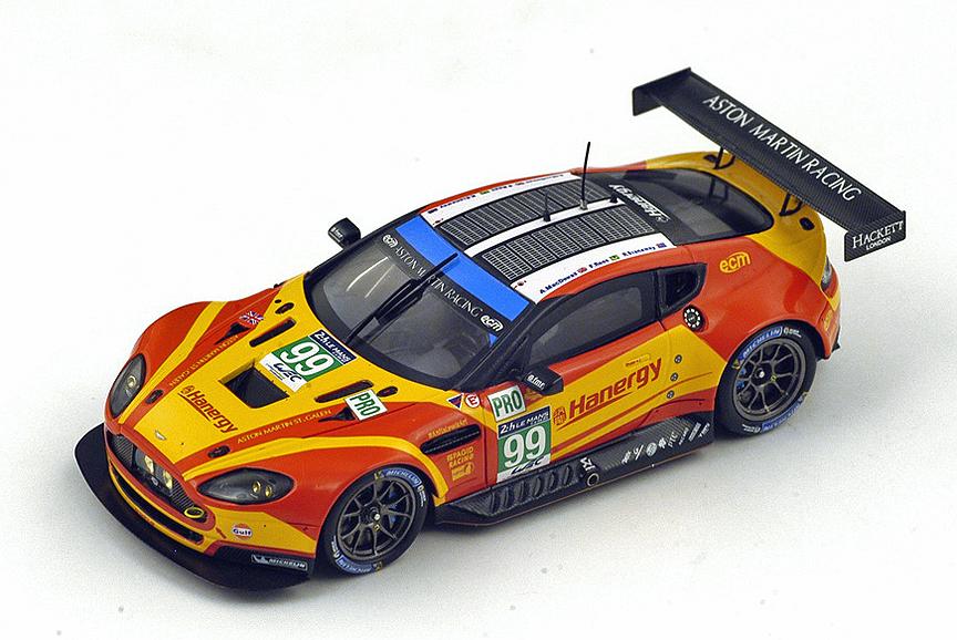 Aston Martin Vantage #95 Lmgte Pro Le Mans 2016 SPARK 1:43 S5136 Model