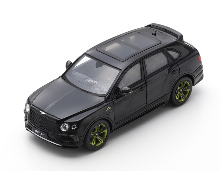 Bentley Bentayga Pikes Peak Limited Edition Spark 1:43 S7793
