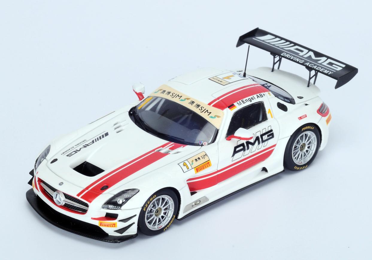 Spark model the motorsport collector for Mercedes benz sls amg gt3 price