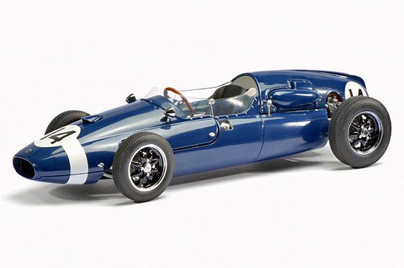 Cooper Climax T51 Jack Brabham #24 Quartzo 1//43 1959 F1 World Champion Classic
