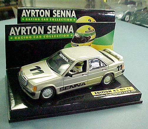 Ayrton Senna - Mercedes-Benz Typ 190E 2 3-16 (1984) [V