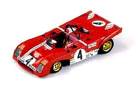 1//43 RED LINE FERRARI 312 PB #4 DAYTONA 1972 REDLINE